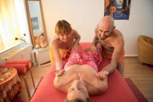 Tantramassage Berlin - Berührungscoaching